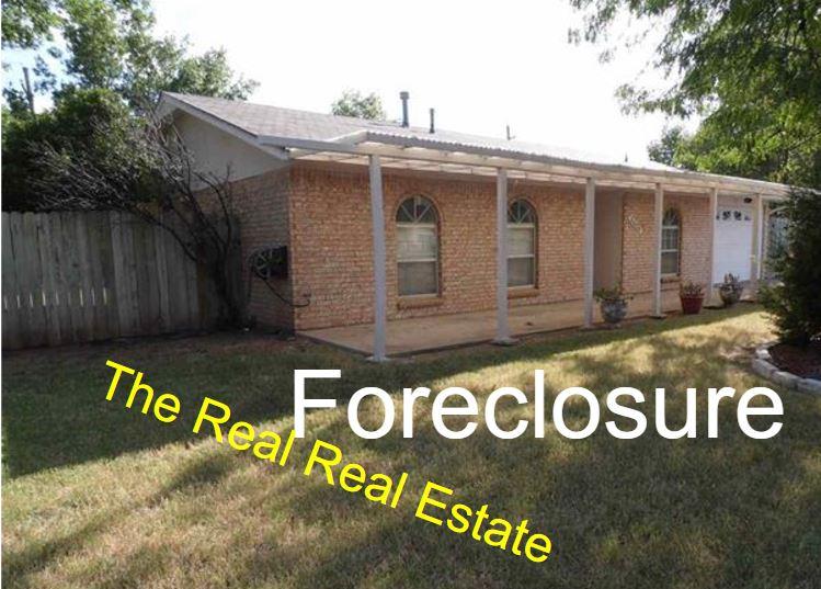 foreclosure rre
