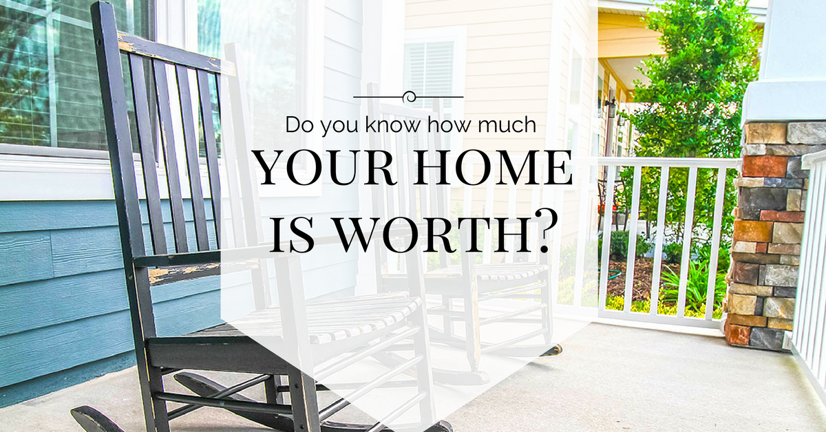 What is my St Augustine Home Worth?