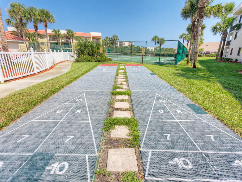 Ocean Village Club Shuffleboard