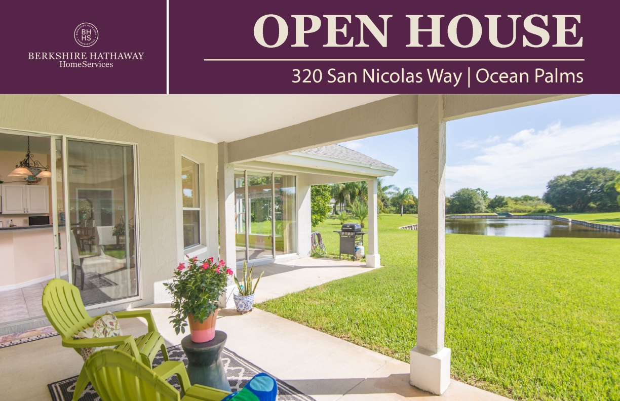 Ocean Palms Open House