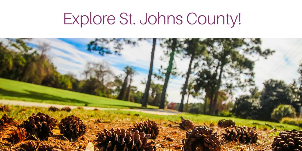Explore St Johns County Florida