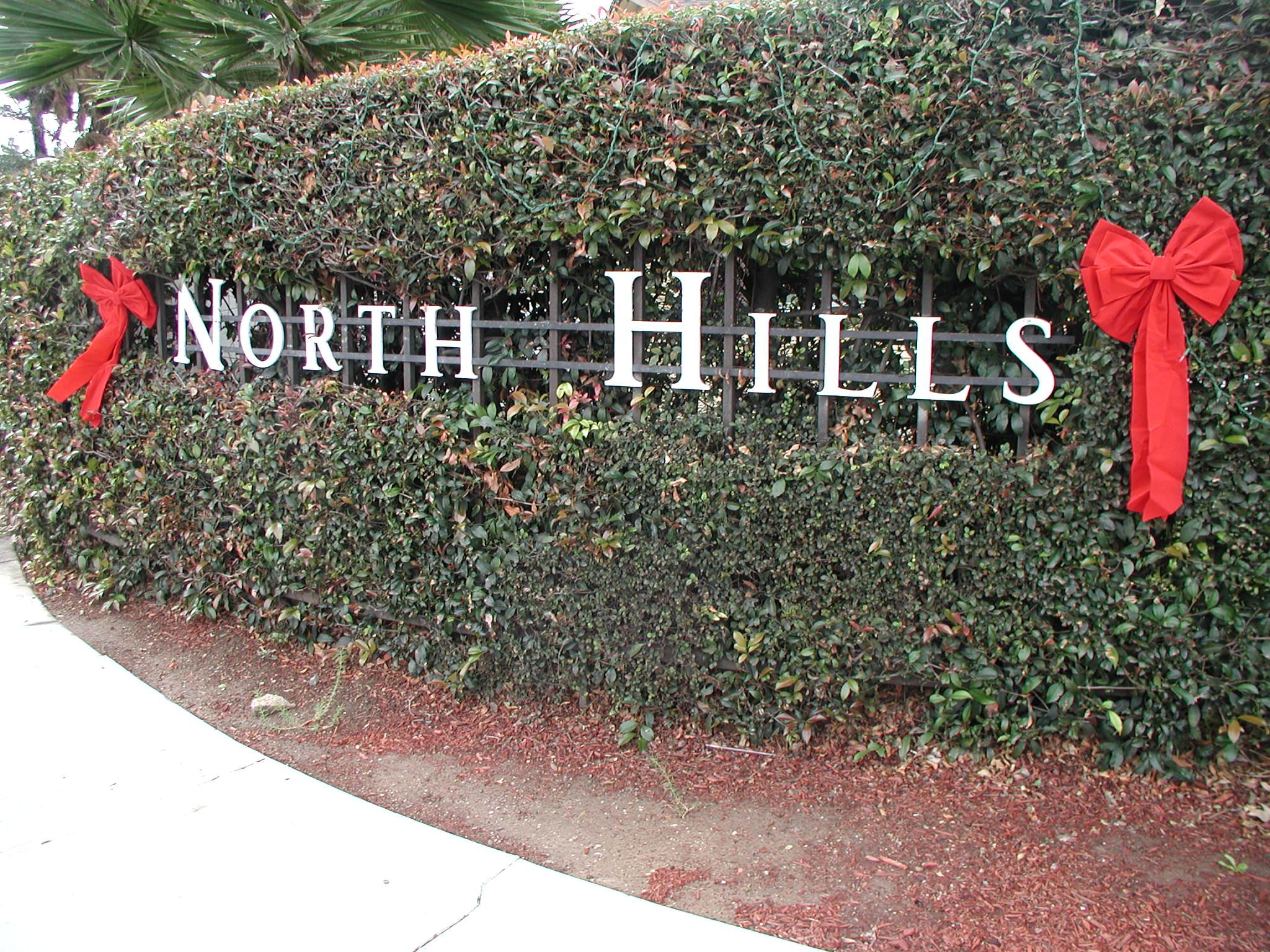 La Habra North Hills Homes for Sale