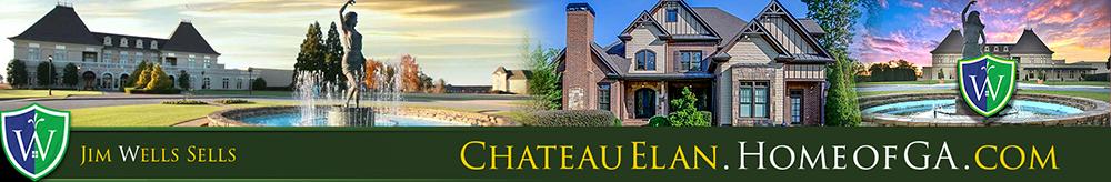 Chateau Elan Homes for Sake Header