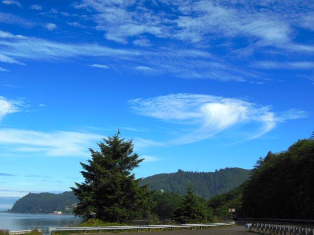 Serendipity Clouds over Garibaldi_