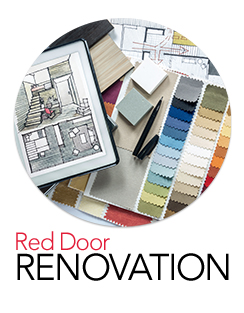 Red Door Renovation