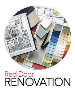 Red Door Renovation