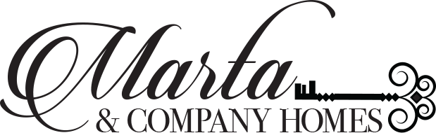 Marta & Company Homes Logo