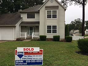sold homes in glassboro nj