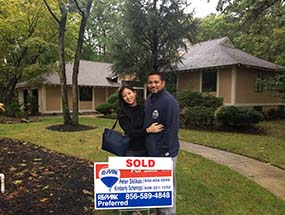 sold homes in voorhees nj