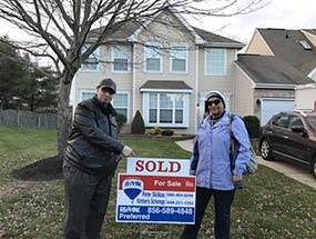 sold homes westampton nj