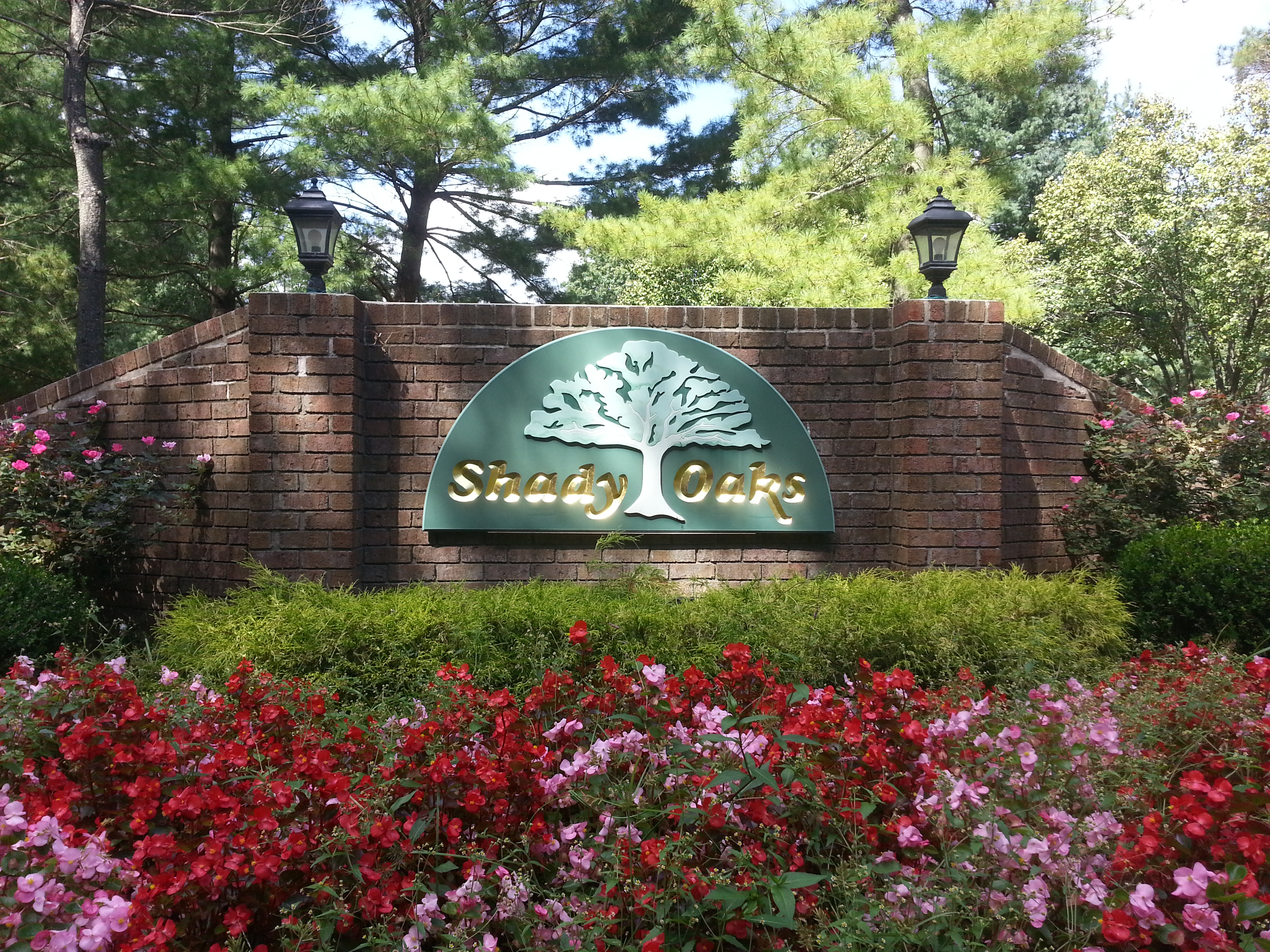 Shady Oaks, located off of W. Front Street in Middletown, is a community for active adults 55 and up