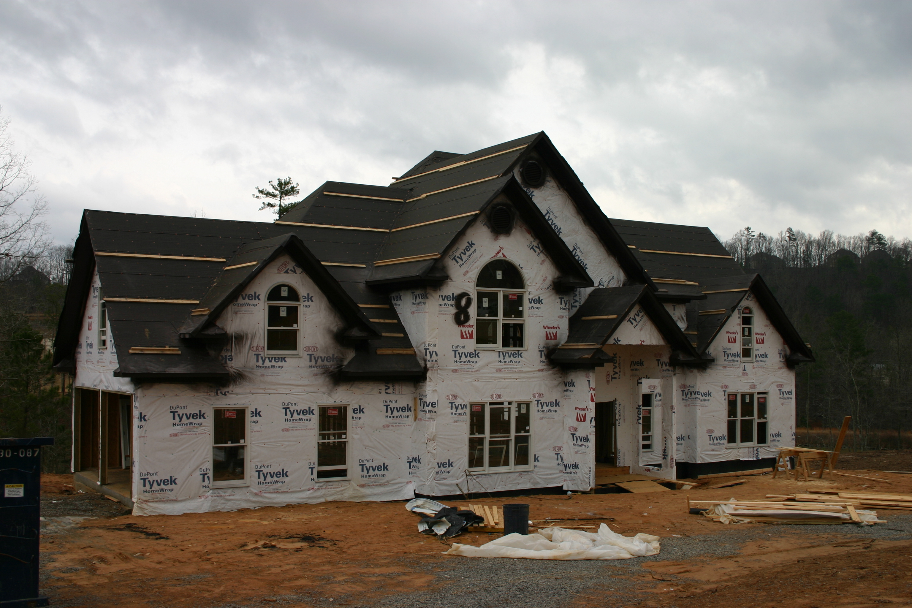 New construction trussville al homes built 2014 for Building a house in alabama