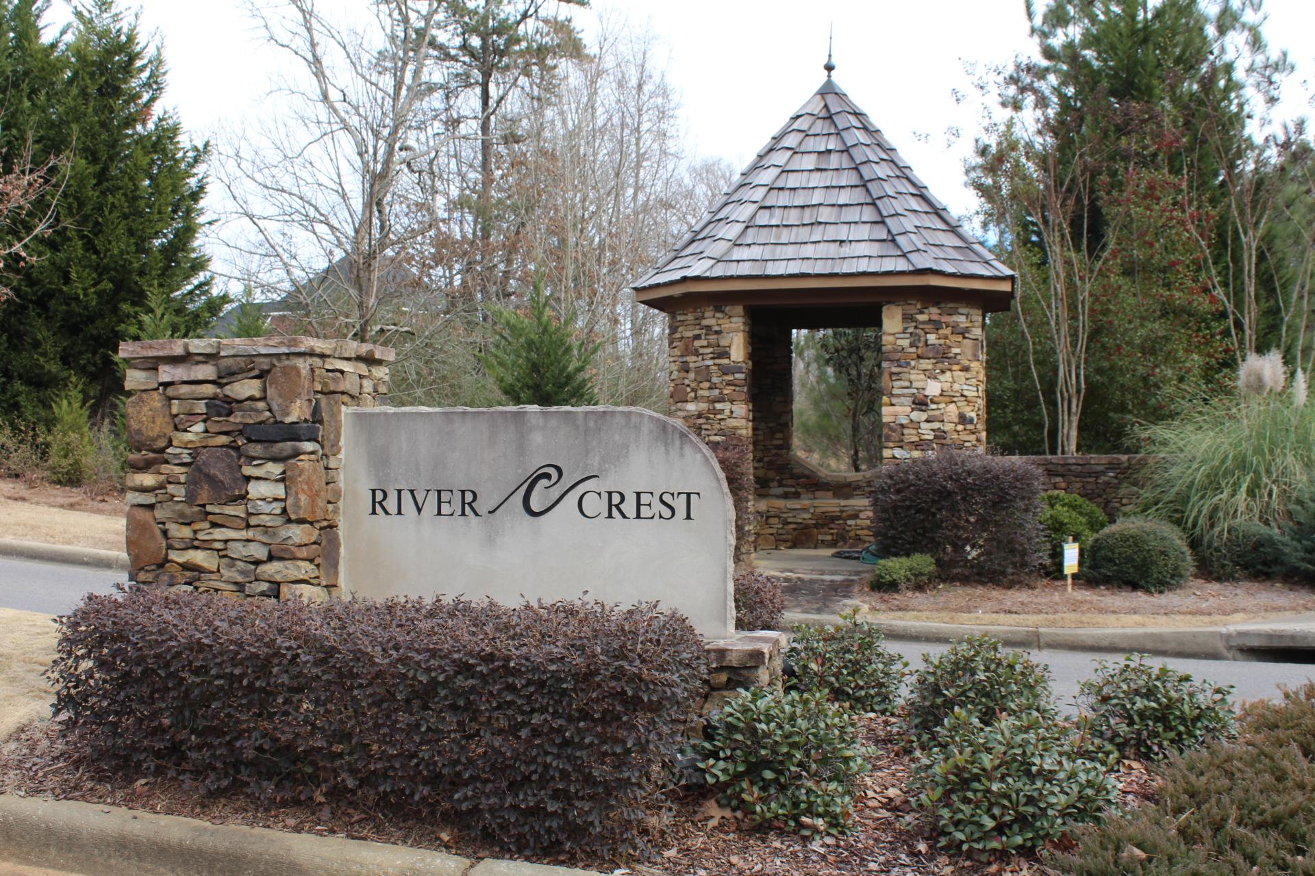 River Crest Subdivision, Trussville, AL