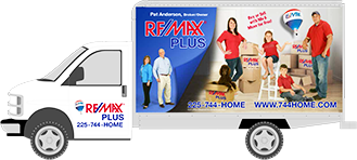 Move with RE/MAX Plus and get a moving truck