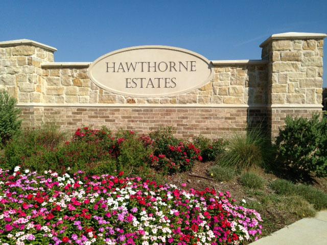 hawthorne estates flower mound homes for sale