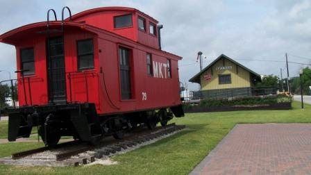 Katy railroad museum