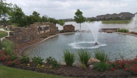 King Lakes entrance