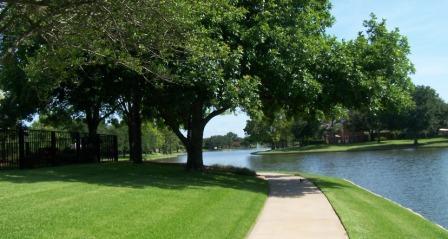 South Lake Village lake