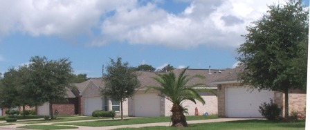 Brazos Village homes