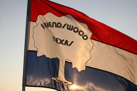 Friendswood Flag