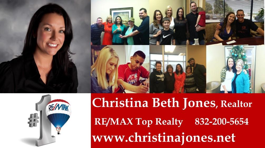 Christina Jones Clients