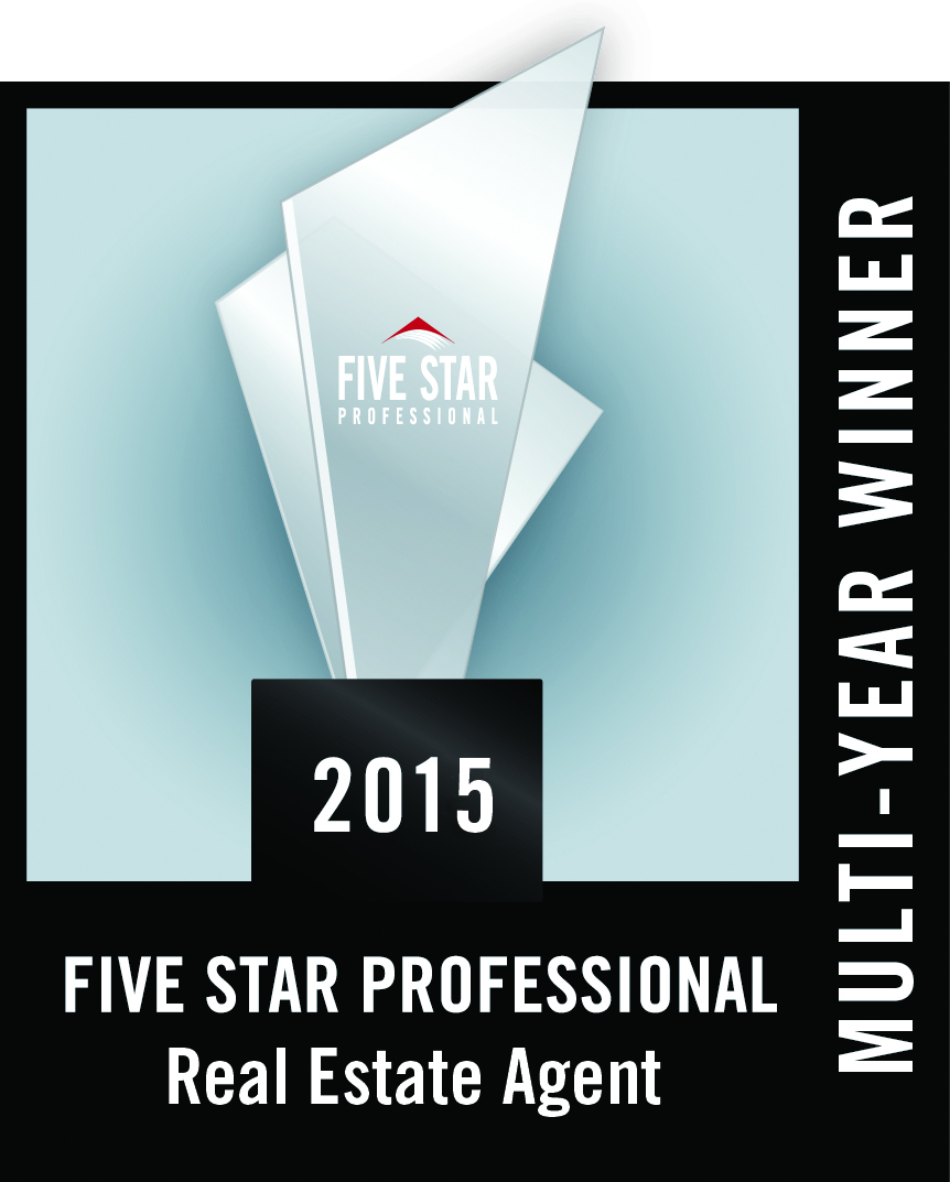Five Star Real Estate Agent-2015-Kathye Warfield