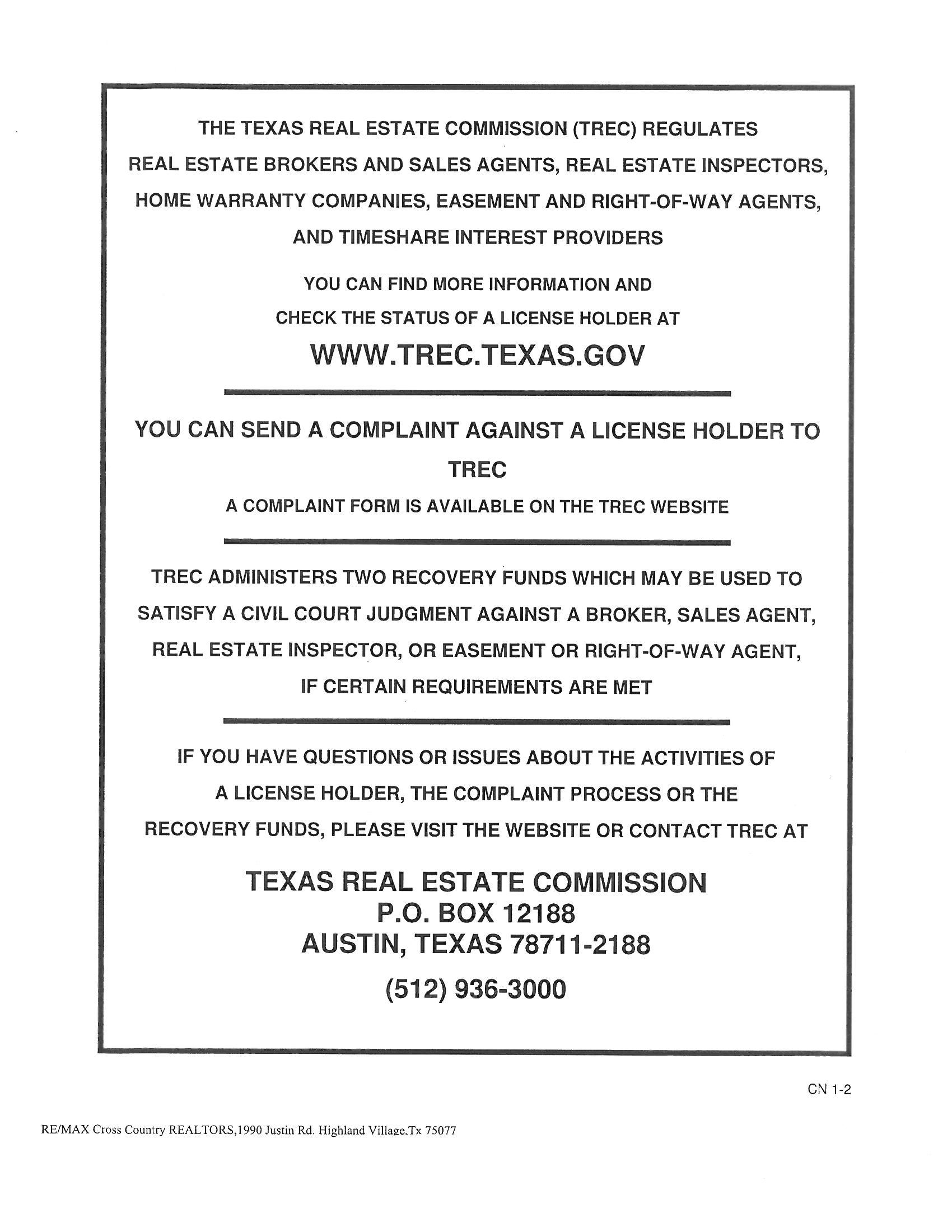 Ron Harmon Real Estate