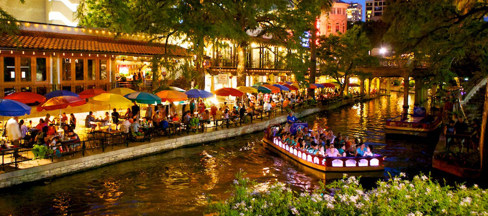 Riverwalk San Antonio South Texas