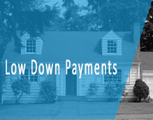 No/Low Down Payment on Homes TX