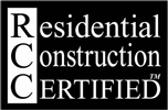 Residential Construction Certification