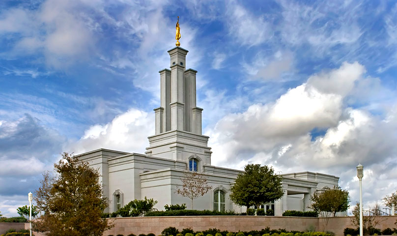 San Antonio LDS Temple