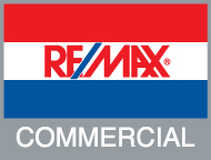 Commerical Real Estate REMAX Logo