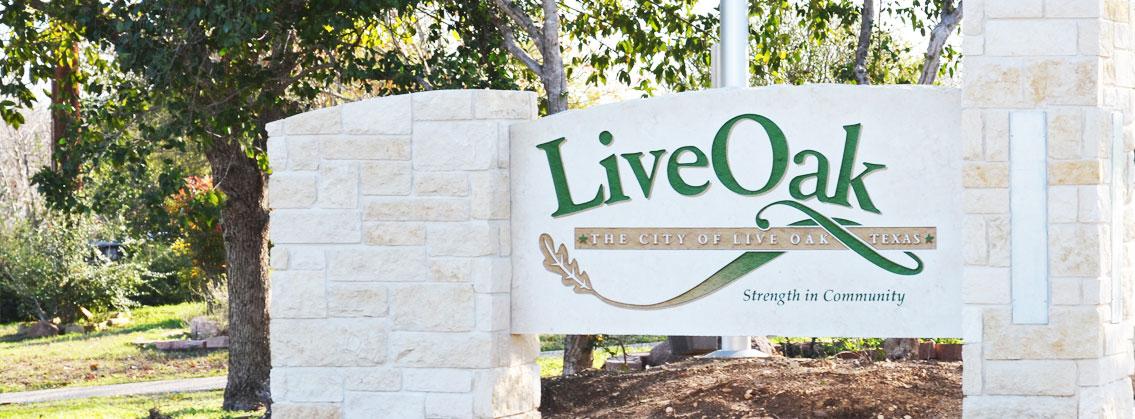 Live Oak, TX