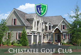 Chestatee Golf Club - Chestatee homes