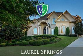 Home of Laurel Springs