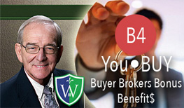 B-4 U Buy - Buyer Broker Benefit Bonus ~ Mark Shafer