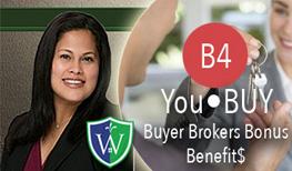 B-4 U Buy - Buyer Broker Benefit Bonus ~ Cinthia Lopez