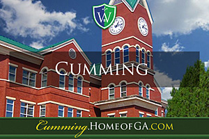 Cumming Home of Georgia - your home of Cumming Homes for sale
