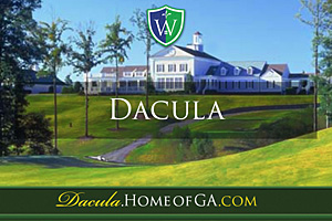 Dacula Home of Georgia - your home of Dacula Homes for sale