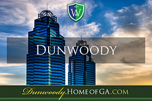 Dunwoody Home of Georgia - your home of Dunwoody Homes for sale