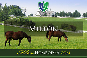 Milton Home of Georgia - your Home of Milton GA Homes for Sale