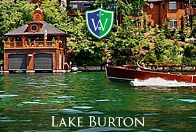 Lake Burton Homes for Sale
