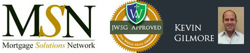 JWSG-Partners Mortgage Solutions Network - Kevin Gilmore
