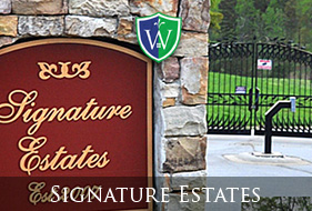 Signature Estates - Custom Gated Estate Home building lots