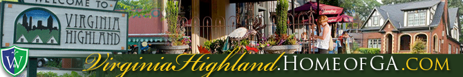 Virginia Highland Neighborhood header