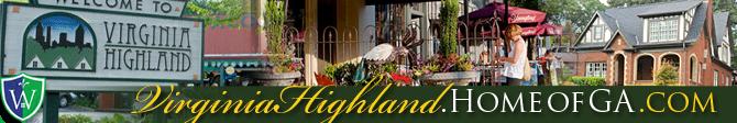 Virginia Highland Neighborhood header
