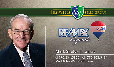 Mark Shafer with the JIM WELLS SELLS GROUP