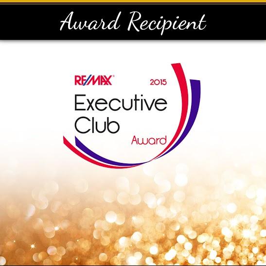 Executive Club Award