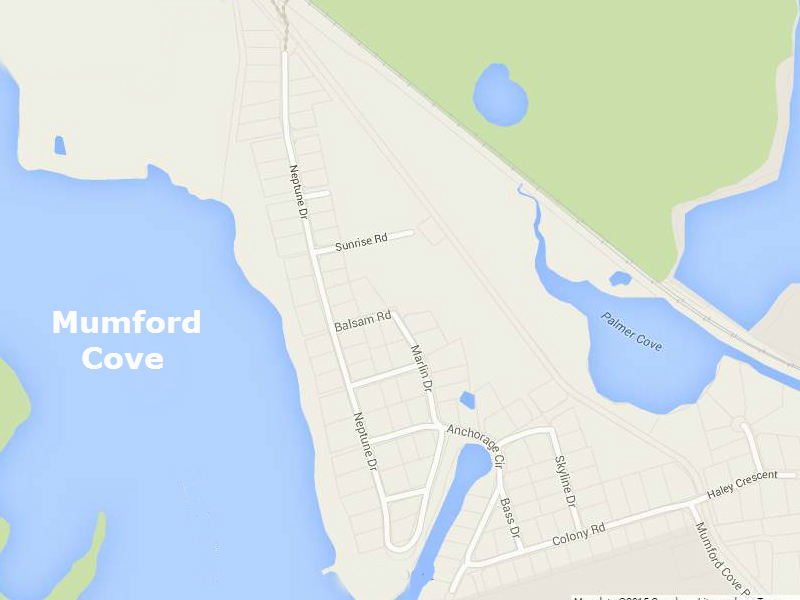 Mumford Cove homes for sale