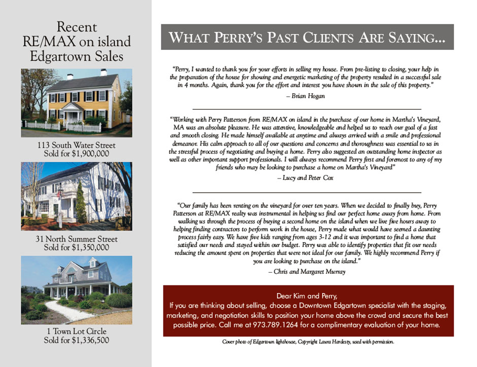 June Real Estate Update page 3
